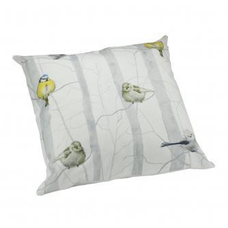 Birds Large Cushion