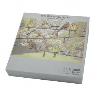 Birds of a Feather 1000-piece Jigsaw Puzzle