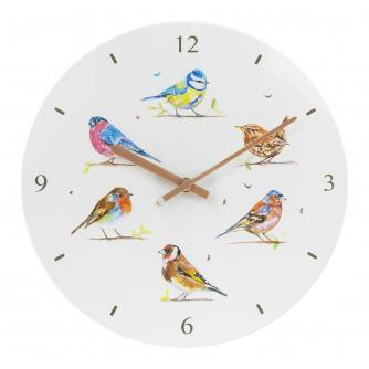 Country Life Birds Clock