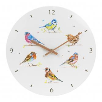 Country Life Birds Clock