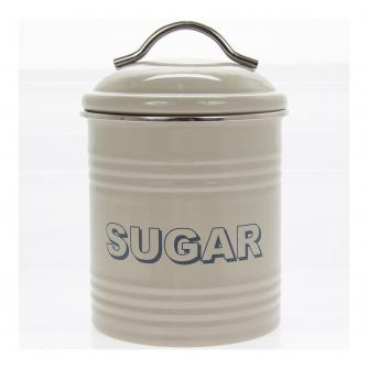 Home Sweet Home Sugar Canister