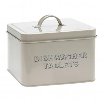 Home Sweet Home Dishwasher Tablets Tin