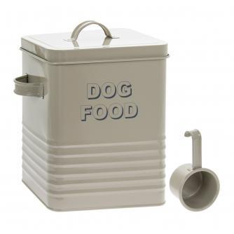 Home Sweet Home Dog Food Tin