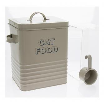 Home Sweet Home Cat Food Tin