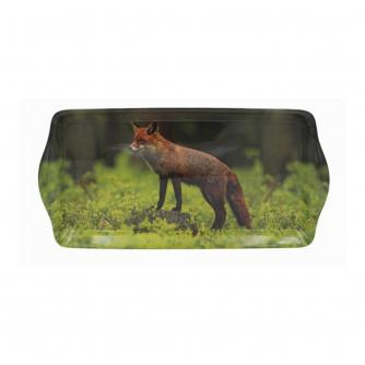 Fox Wildlife Tray