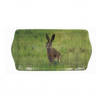 Hare Wildlife Tray