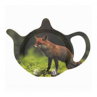 Fox Wildlife Teabag Tidy