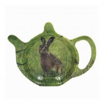 Hare Wildlife Teabag Tidy