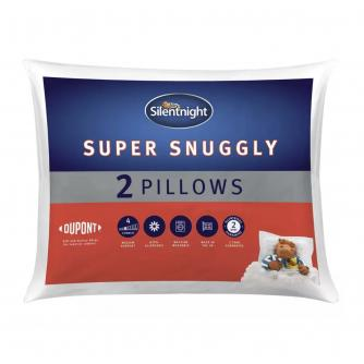 Silentnight Super Snuggly Pillow Pair