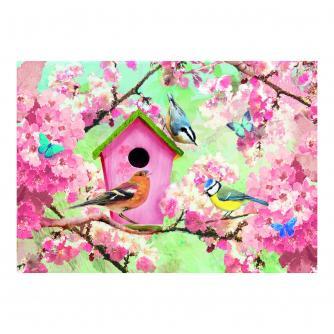 Birdhouse Jigsaw Puzzle