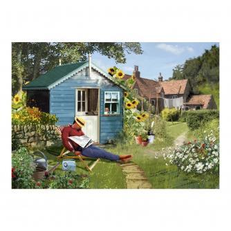 Tom's Garden Jigsaw Puzzle