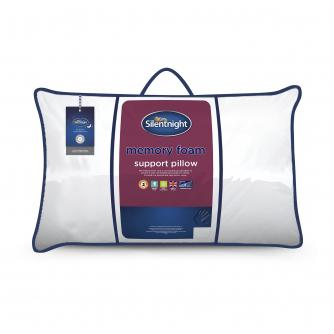 Silentnight Luxury Memory Foam Pillow