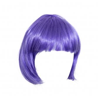 Relay For Life Purple Wigs - Pack of 5