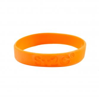Stand Up To Cancer Silicone Wristbands