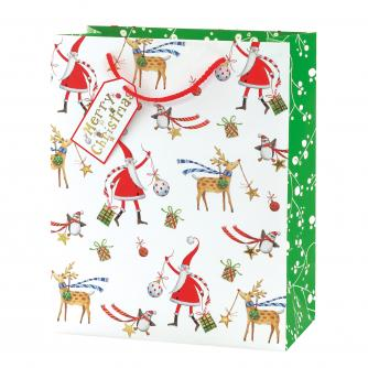 Whimsical Large Gift Bag
