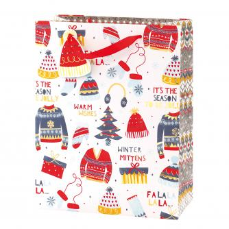 Cosy Nights Large Gift Bag