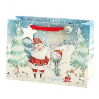 Santa & Friends Giant Gift Bag