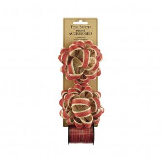 Tom Smith Deluxe Double Bow and Ribbon Pack