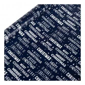 Midnight Wonder 5m Recyclable Gift Wrapping Paper