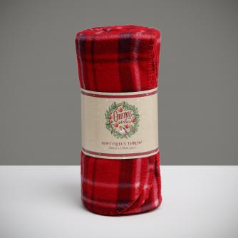 Tartan Winter Fleece
