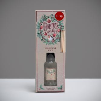 Mini Diffuser Cinnamon Spice