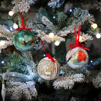 Christmas Decorations  Cancer Research UK Online Shop