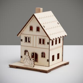 Mini One Storey LED House