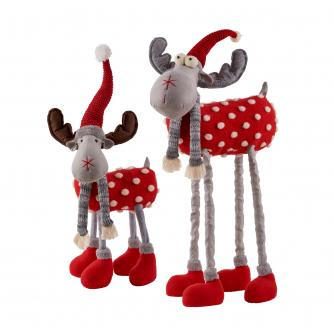 Standing Red Reindeer Bundle