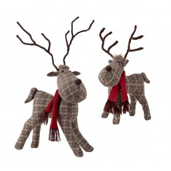 Patterned Reindeer Bundle