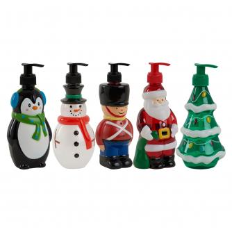 Festive Novelty Soap Set