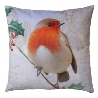Large Robin Cushion