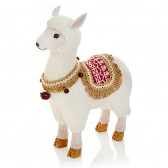 Large White Llama