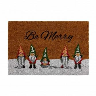 Gonk Doormat - Be Merry