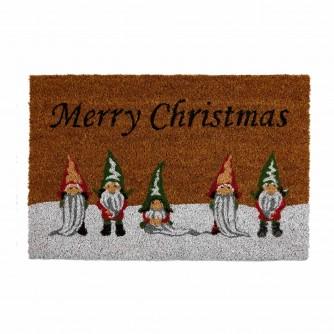 Gonk Doormat - Merry Christmas