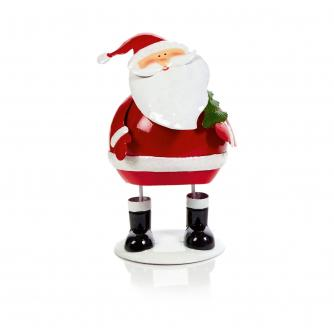 Wobbling Santa Decoration