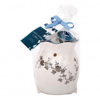 Winter Jasmine & Vanilla Oil Burner Gift Set