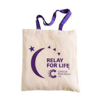 Relay For Life Shopper Bag