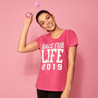 Race for Life 2019 Loose Fit T-shirt