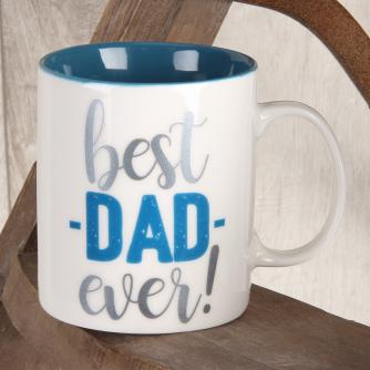 Cancer Research UK Online Shop, Father's Day Gifts, Best Dad Ever Mug