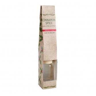 Festive Cinnamon Spice Reed Diffuser