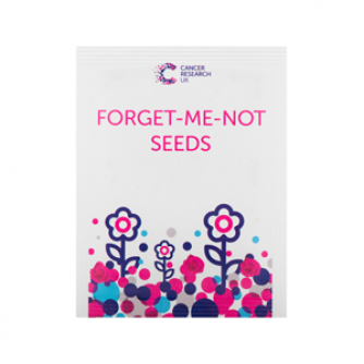 Forget-me-not Seeds, Cancer Research UK