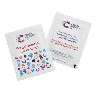 Forget-me-not Flower Seeds, Cancer Research UK