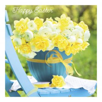 Easter Arrangement Easter Cards - Pack of 6