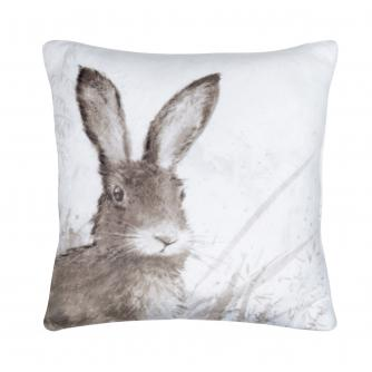 Hare Small Cushion