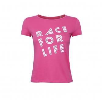 Race for Life Teens T-shirt