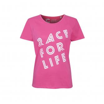 Race for Life T-shirt