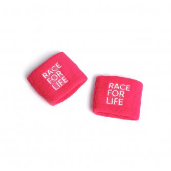 Race for Life Sweatbands