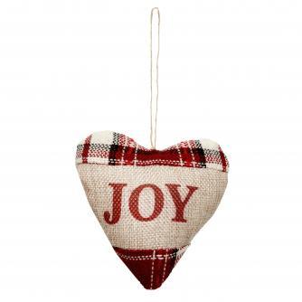 Joy Jute Heart Cancer Research UK Christmas Gift
