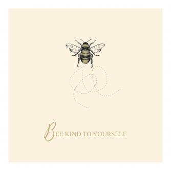 Bee Kind Greetings Card