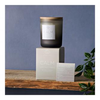 Serenity Calm Candle - Bergamot, Lavender & Sandalwood
